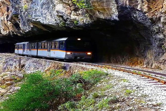 Kalavryta and Cave of Lakes Full Day Tour