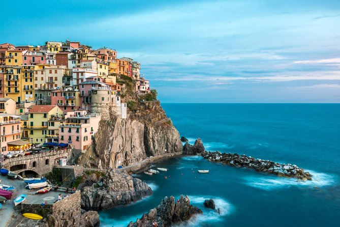 Cinque Terre Day Trip from Milan With Hotel Pickup