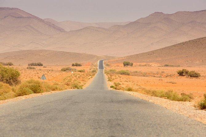 2-day visit to the Zagora desert