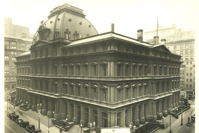 Old Post Office 1920s