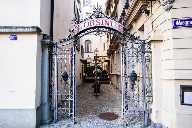 The Secret Doors of Zurich