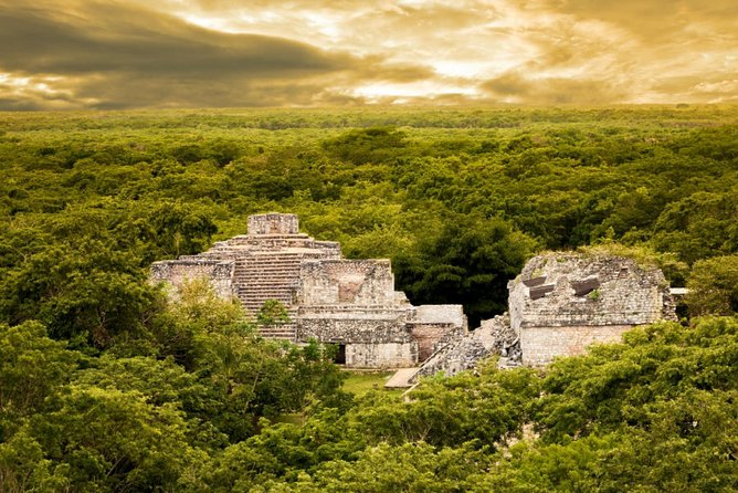 PRIVATE TOUR EK BALAM with SWIMMING IN CENOTE & COLONIAL CITY from RIVIERA MAYA