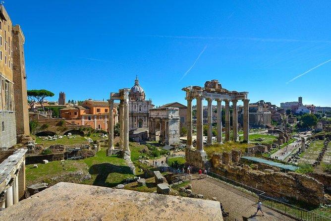 Rome in a Day Shore Excursion