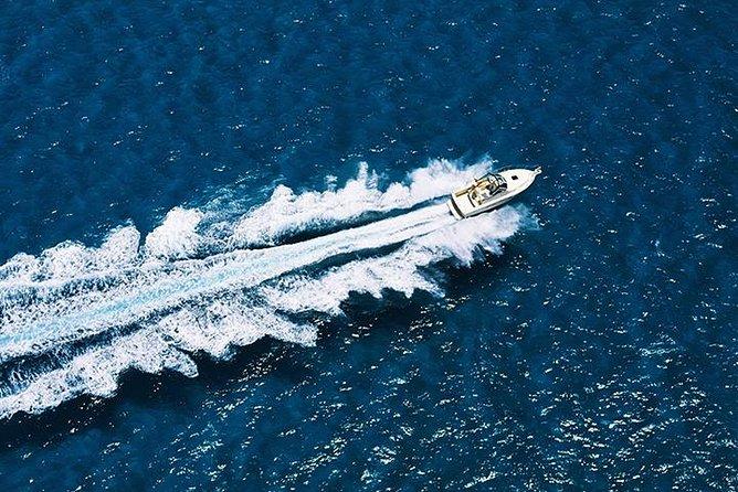 Speed Boat Experience in Corfu