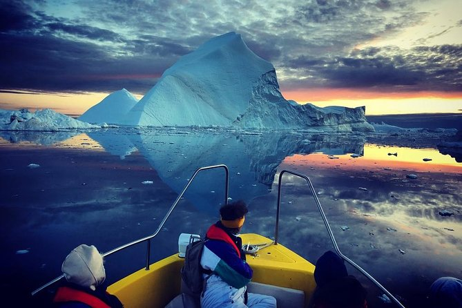 Sail among majestic icebergs in the UNESCO World Heritage Site
