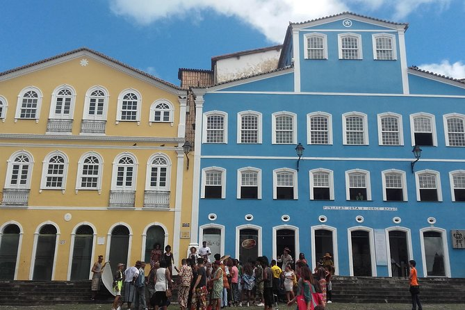 City Tour Full Day - completa em Salvador