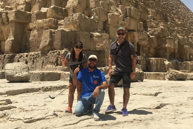 Full day tour Giza,Saqqara,Memphis private tour