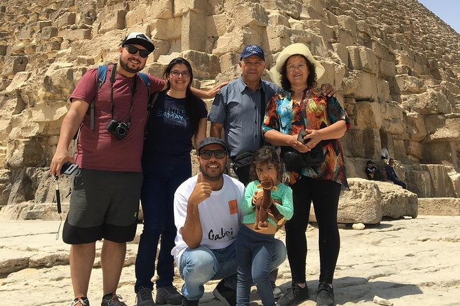 Full day tour Giza,Saqqara,Memphis private tour photo 4