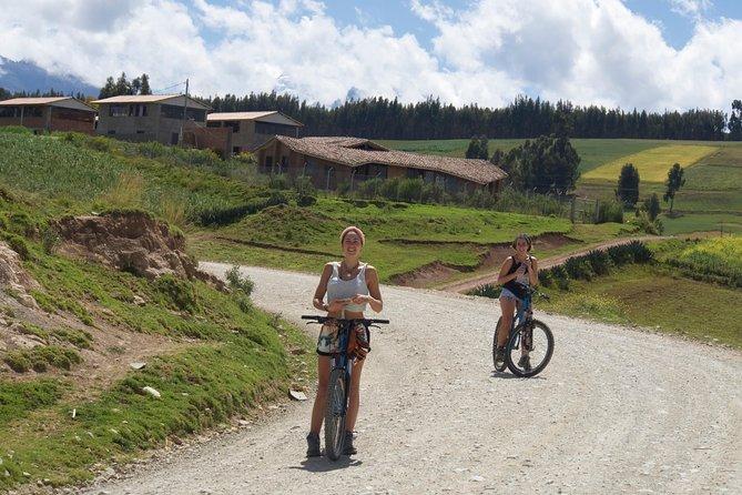 Maras and Moray Bike Adventure