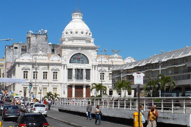 Upper City tour - historical Salvador