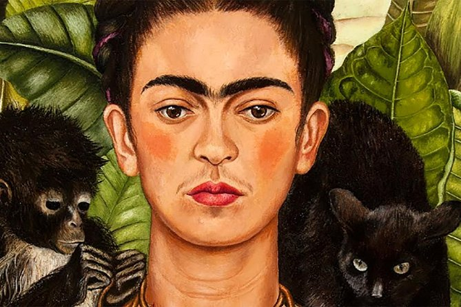 Frida Kahlo Tour with Admission Tickets