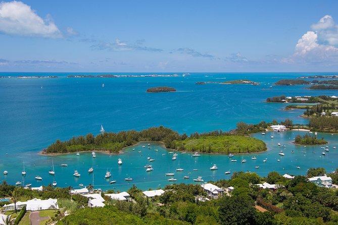 Island Wrap Around Tour of Bermuda
