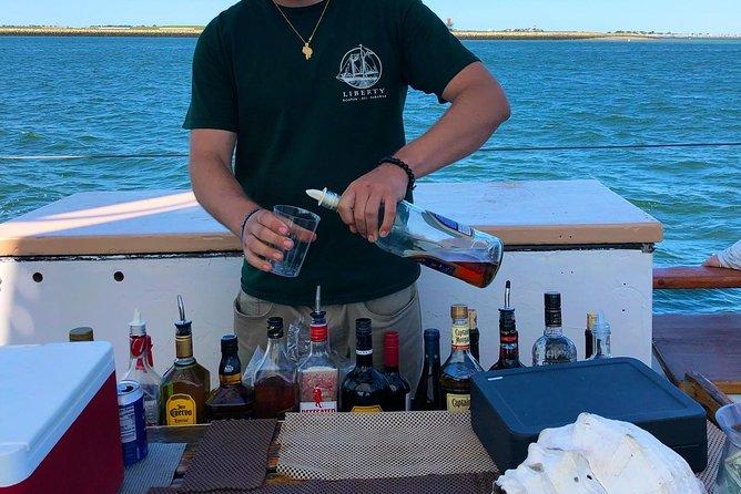 Cash bar onboard!