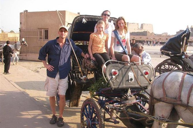 Luxor City Tour By Horse-Carriage photo 3