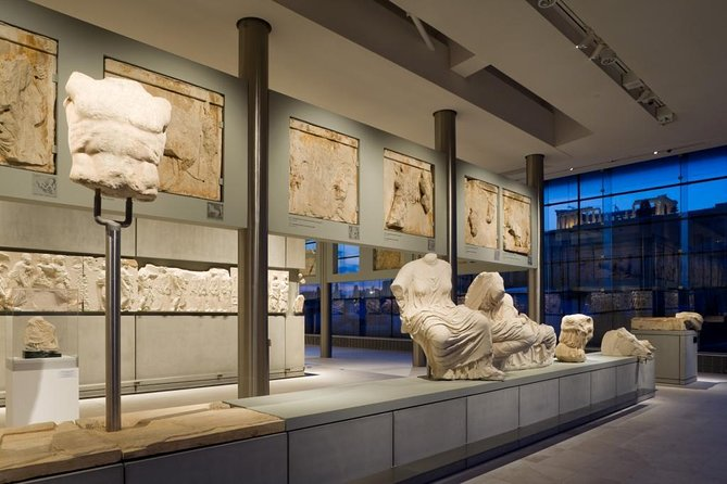 The Acropolis Museum Private Tour