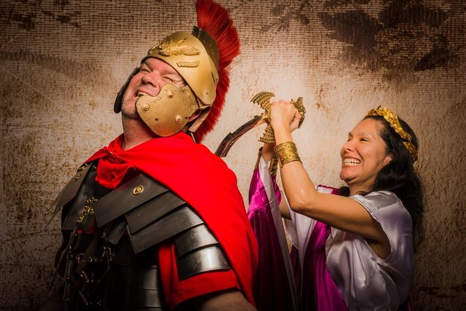Become a true Roman for a day - Photo Walking Tour