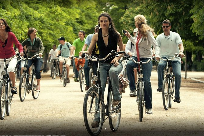 Rent a City Bike in Madrid - up to 8hrs