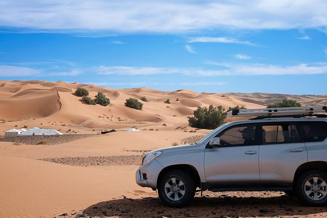 Morocco shared desert tour 3 days