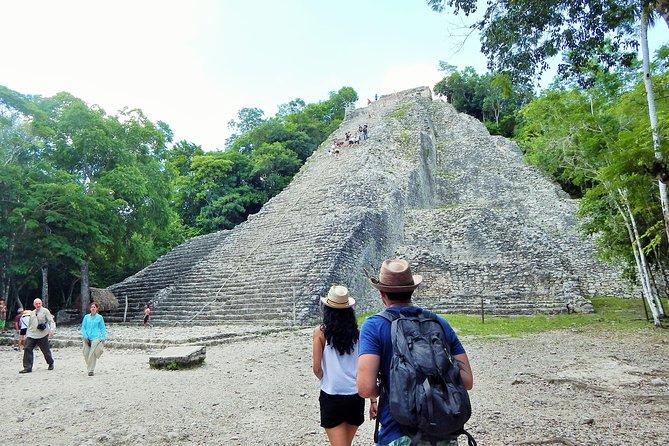 Mayan Trifecta: Coba, Lunch & Cenote