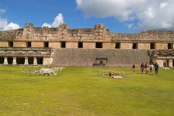 Uxmal Ruins & Cenote Swim Tours~Also An Accessible Tour