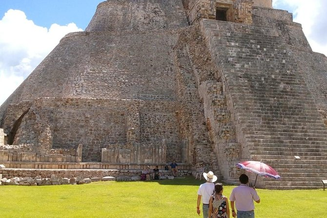 Uxmal Ruins & Chocolate Museum Tour~Also Wheelchair Accessible Tour