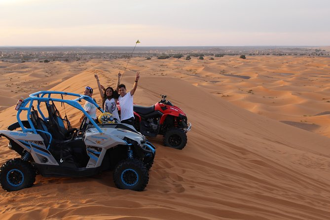 1 Hour Buggy Self Drive Tour Merzouga Dunes