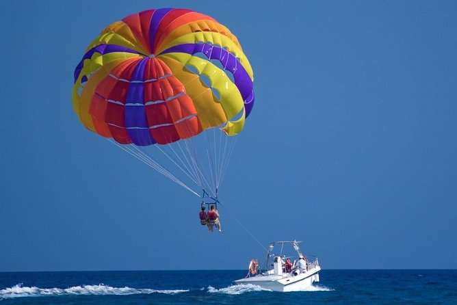 Go Parasailing in Bali