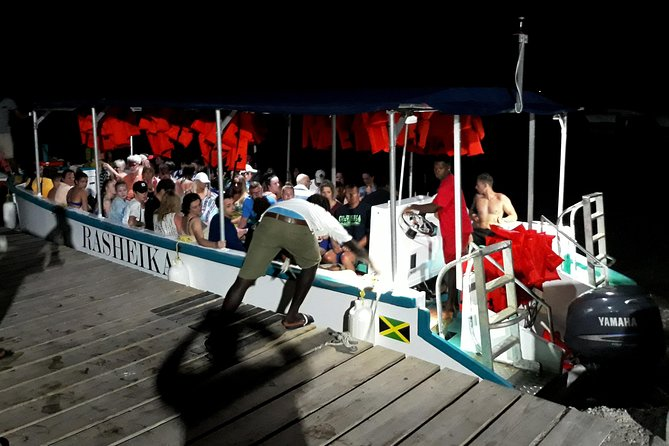 Covid Ready - Mystic Luminescent Lagoon Night Cruise in Jamaica photo 3