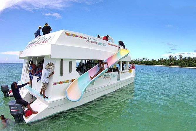 Private Punta Cana Booze Cruise