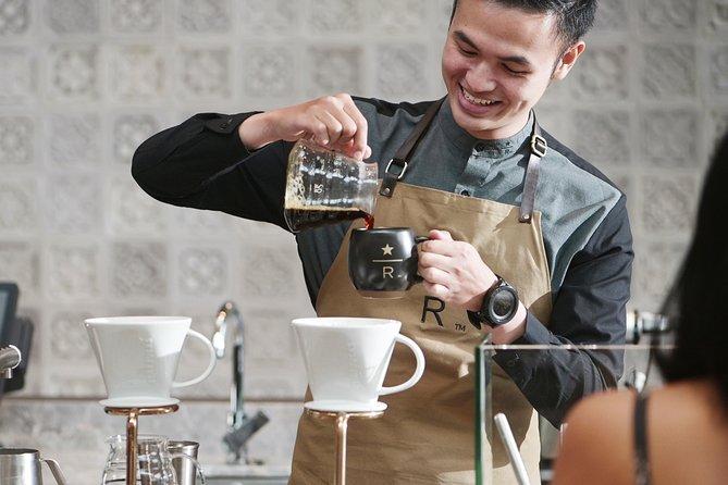 Starbucks Reserve Dewata ~ Espresso Making Class