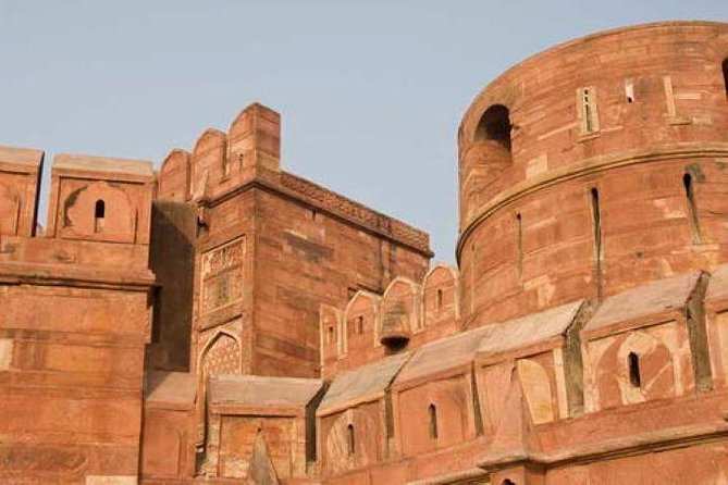 From Delhi: Daily Fixed Departure Group Tours to Agra Taj Mahal & Agra Fort
