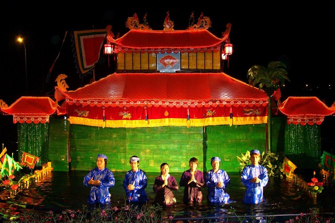 Water Puppet Show and Dinner Cruise