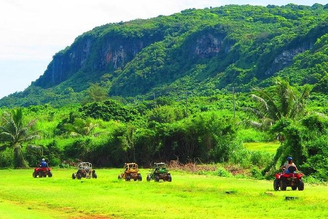 Saipan ATV Off Road Jungle Tour photo 1
