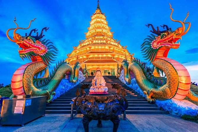 Private Tour: Incredible Temples of Chiang Rai
