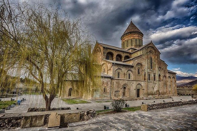 Private one day tour from Tbilisi to Mtskheta - Uplistsikhe -Tbilisi