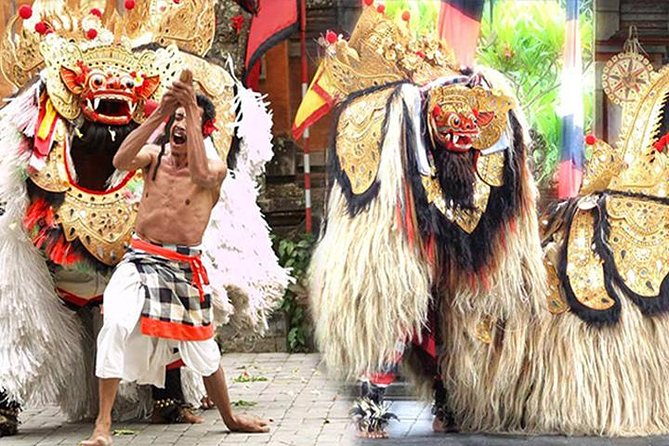 Barong and Trance Keris Dance Performance