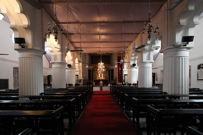 Kolkata Church Walk: Convergence of Different Faiths