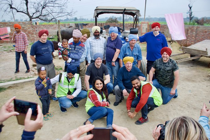 COP Amritsar Village Tour