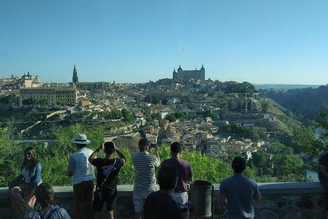 Découvrez Tolède à votre rythme et profitez d'une visite de la ville de Madrid gratuite