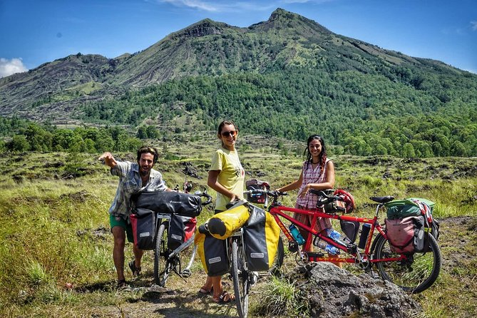 Cycling Adventure from Volcano to Panyangan in Bali