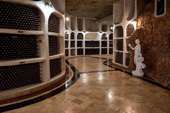 Chisinau Car City Tour and Milestii Mici Winery photo 8