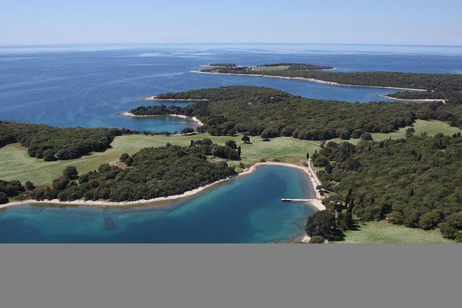 Brijuni National Park Day Tour from Rijeka
