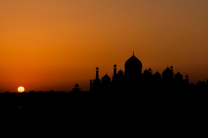 Taj Mahal Sunrise Tour