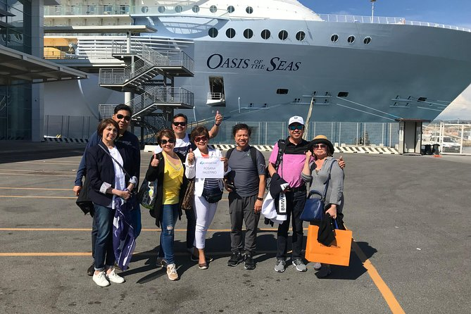 Shore excursions from port of Civitavecchia to Rome with Drive Guide