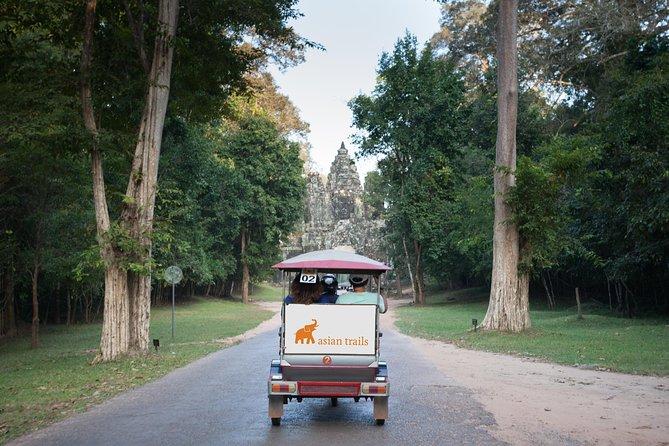 Half Day Angkor Thom by Tuk Tuk