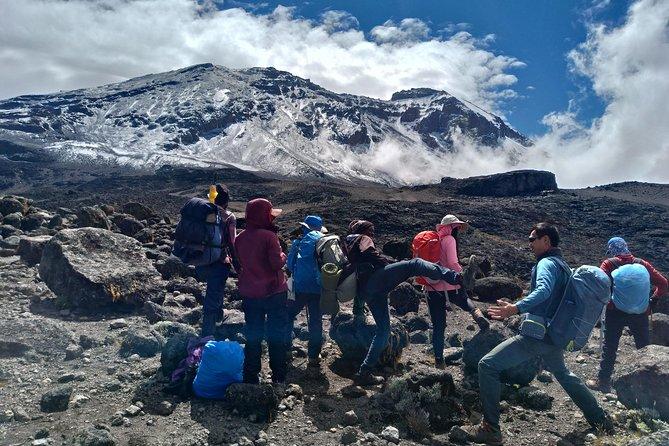 Mount Kilimanjaro Machame Route