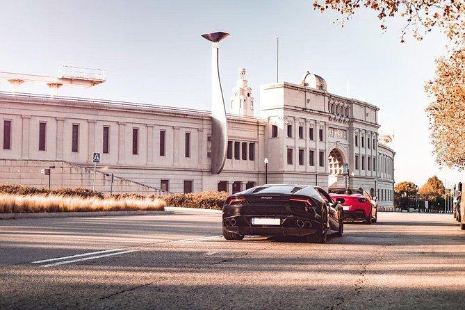 Ferrari Driving Experience in the Urban F1 Circuit
