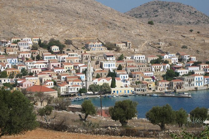 Shared Full Day Cruise from Rhodes to Halki island