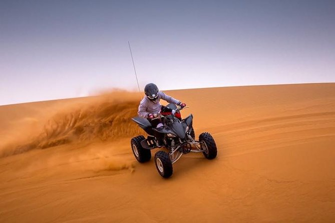 Evening Desert Safari Dubai With Quad Bike
