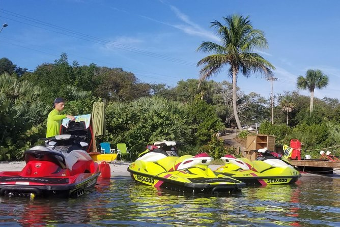 One- Hour Single Jet ski Rental